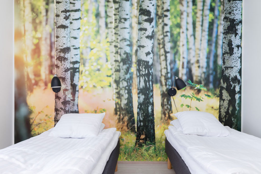 Uusi Place to Sleep -hotelli