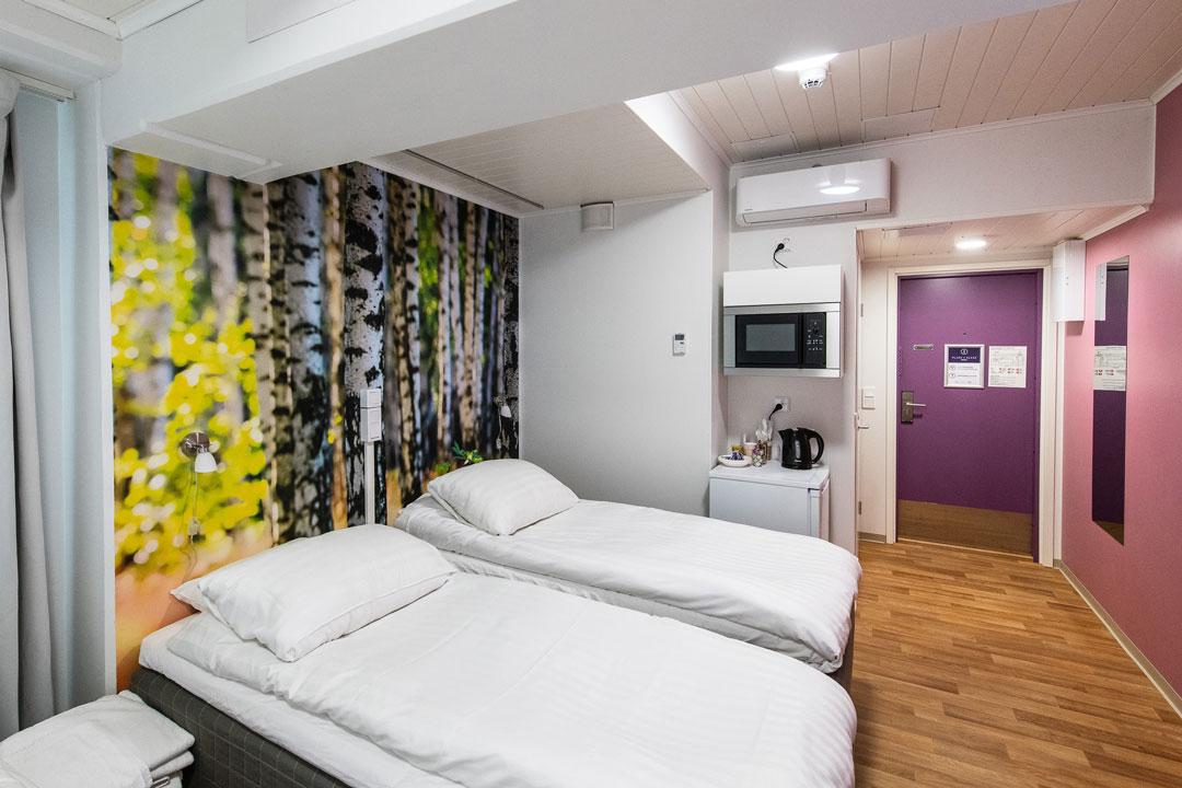 Place to Sleep Hotel Pori 2hh