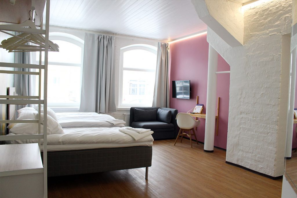 Place to Sleep Hotel: Rauma