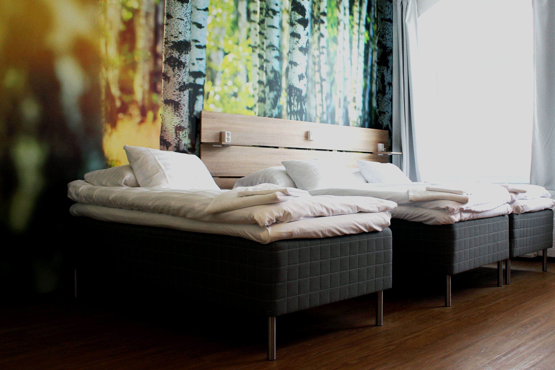 Laadukas hotelli: Place to Sleep Hotel