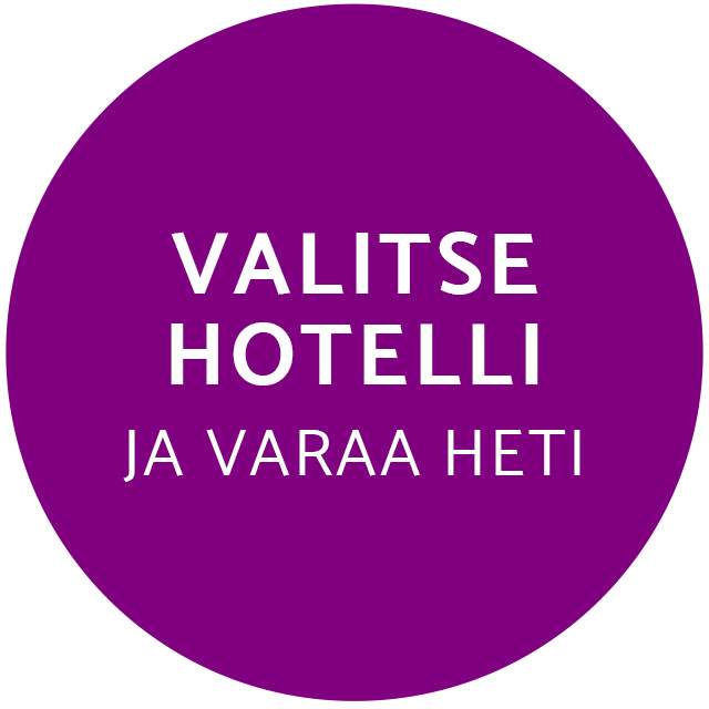 Valitse Place to Sleep hotelli ja varaa